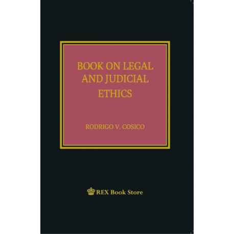 Book on Legal and Judicial Ethics (Cloth Bound)
