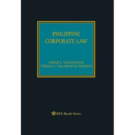 Philippine Corporate Law
