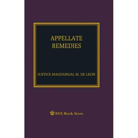 Appellate Remedies