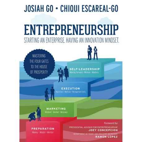 Entrepreneurship by Josiah GO[ e-Book : EPUB ]