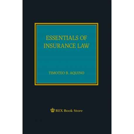 The Essentials of Insurance Law