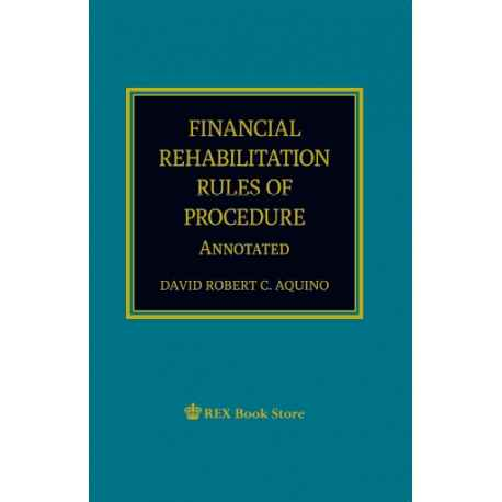 Financial Rehabilitation Rules of Procedure (Paper Bound)