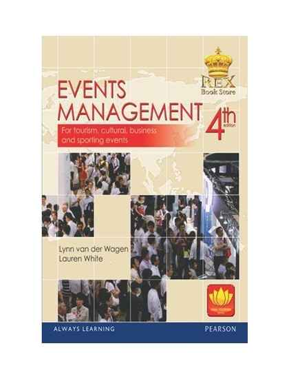 Events Management ( for tourism cultural business & sporting events )