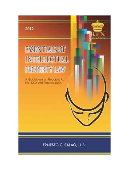 Essentials of Intellectual Property Law