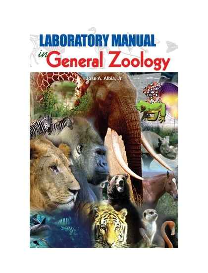Laboratory Manual in Zoology