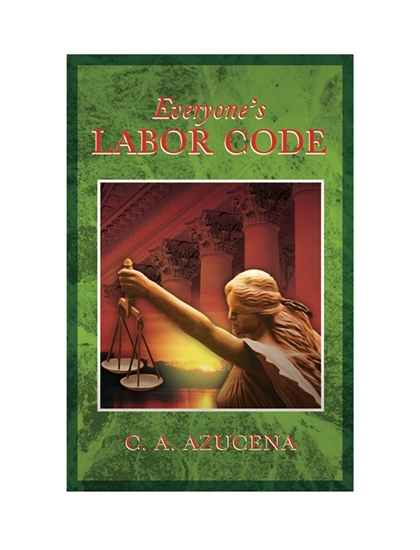 labor code of the philippines This situation will clearly frustrate the provisions of the labor code and the mandate of  united lumber and general workers of the philippines, 192 scra.
