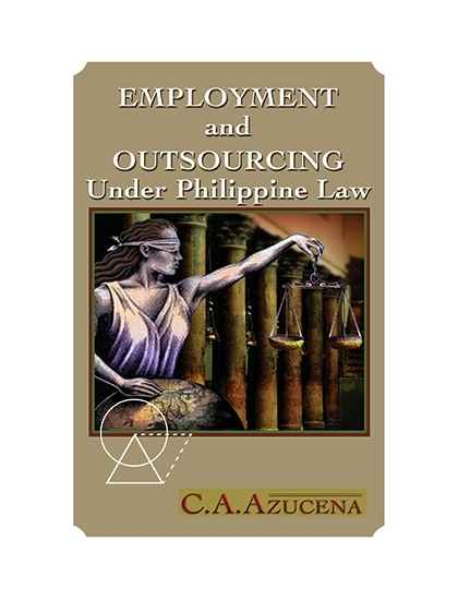 Employment and Outsourcing Under Philippine Law