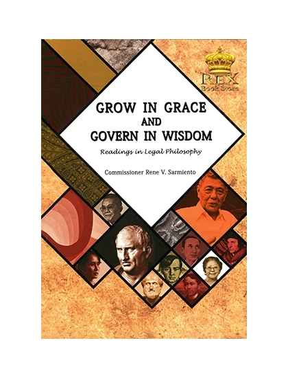 Grow in Grace and Govern in Wisdom