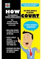 How to Handle Your Own Case In the Small Claims Court