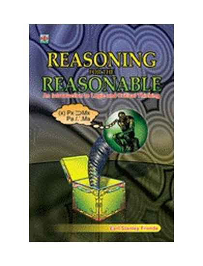 critical thinking an introduction to reasoning