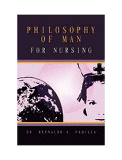 Philosophy of Man for Nursing