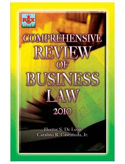 Business Law And Taxation Cpa Reviewer Pdf Files