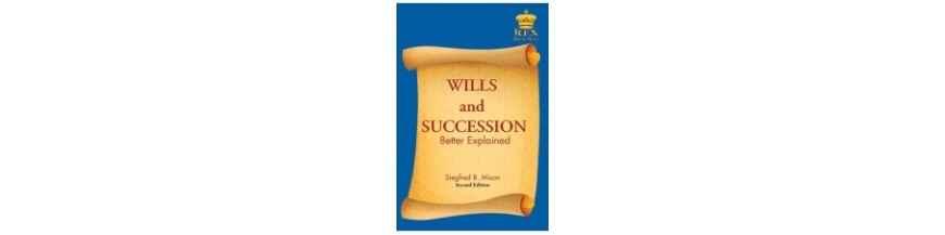 Succession Law Books