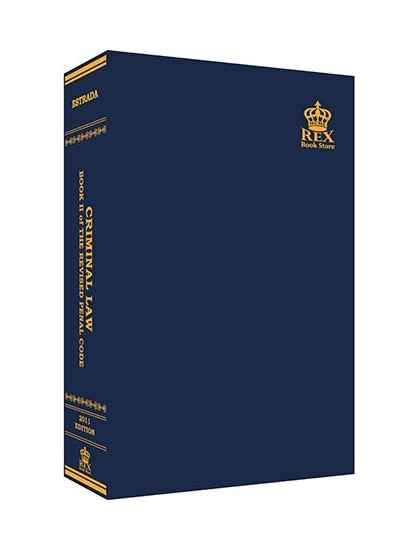 The Revised Penal Code, Book II