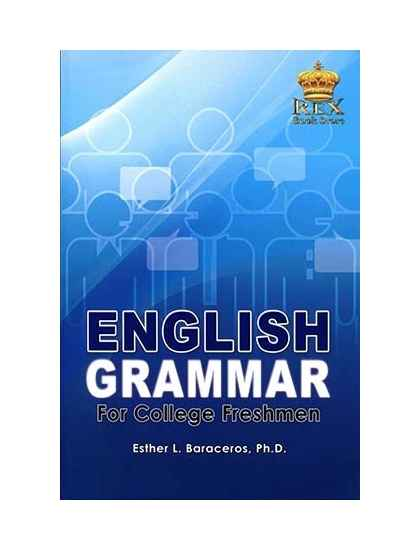 English Grammar for College Freshmen