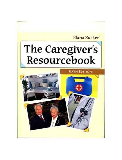 Caregiver Resource Book 6th ed.