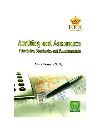 Auditing and Assurance (Principles, Standards and Fundamentals)