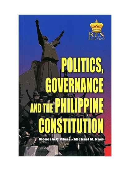Politics, Governance & Philippines Constitution