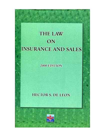 The Law on Insurance & Sales