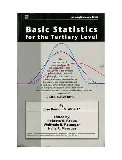 Basic Statistics for the Tertiary Level