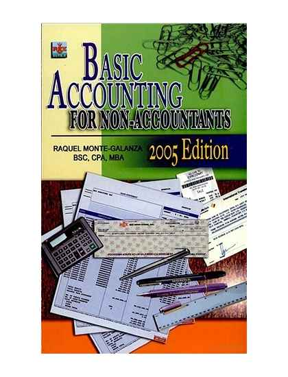 Basic Accounting for Non Accountants