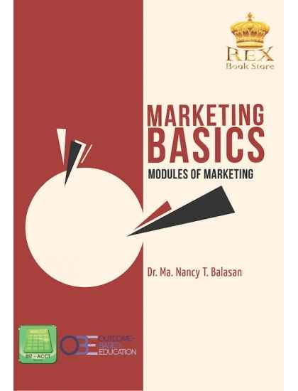 Marketing Basics: Modules in Marketing (OBE Aligned)