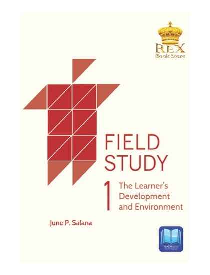field study 1 the learner s development environment by j salana