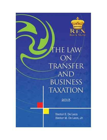 The Law on Transfer and Business Taxation