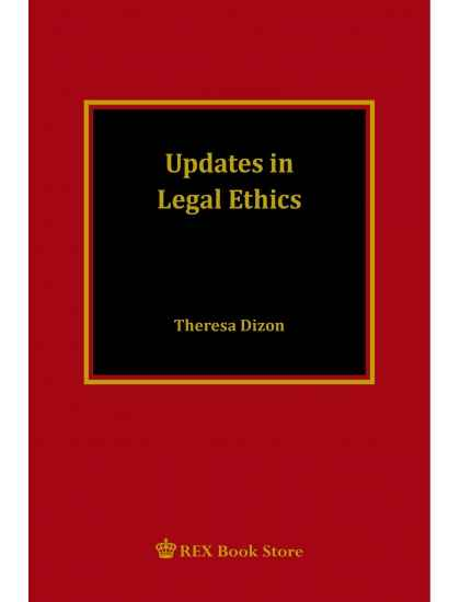 Updates in Legal Ethics