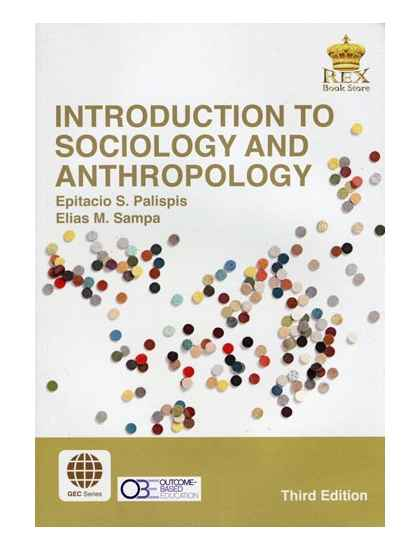 Introduction to Sociology and Anthropology | College Book ...