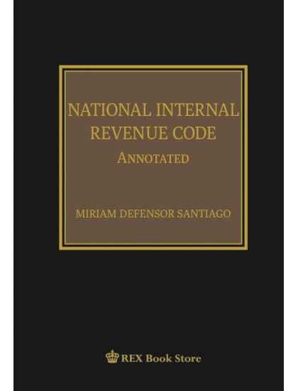 National Internal Revenue Code [Clothbound]