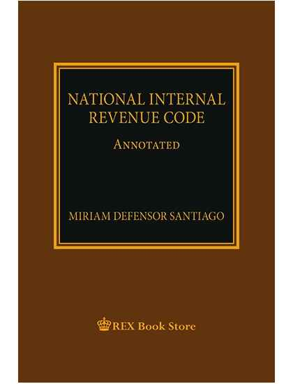 National Internal Revenue Code Annotated 2nd Edition Paperbound