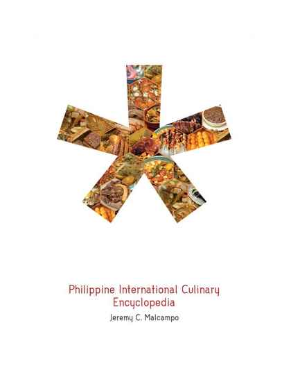 Philippine International Culinary Encyclopedia