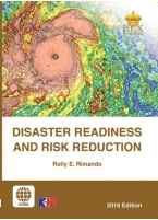 Disaster Readiness and Risk Reduction [ e-Book : PDF ]