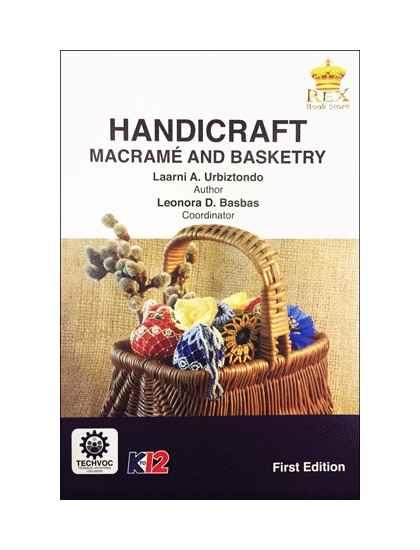 Handicraft (Basketry and Macrame)