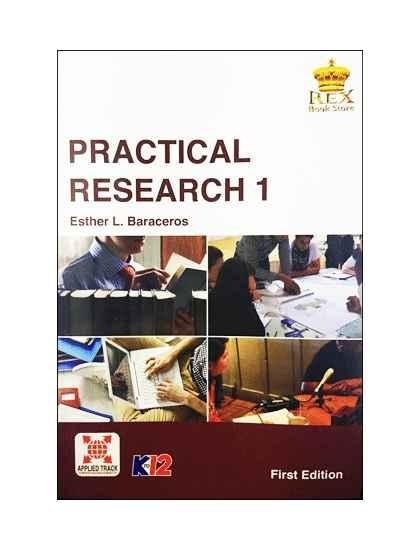 Practical Research 1 [ e-Book : PDF ]
