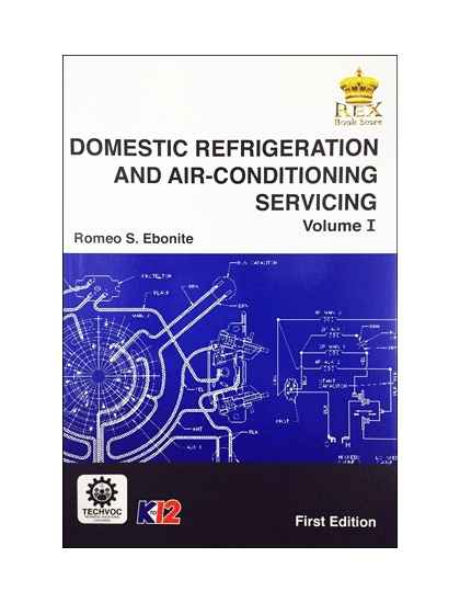 Domestic Refrigeration and Air-Conditioning Services [ e-Book : PDF ]