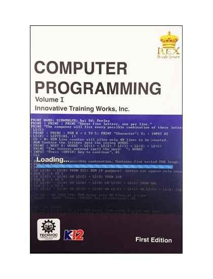 Computer Programming Volume 1