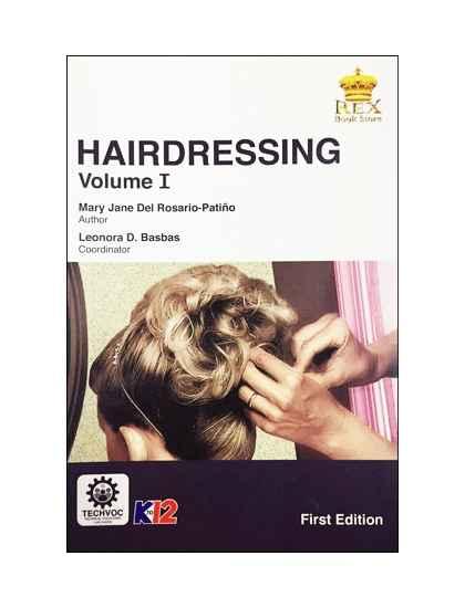 Hairdressing Volume 1