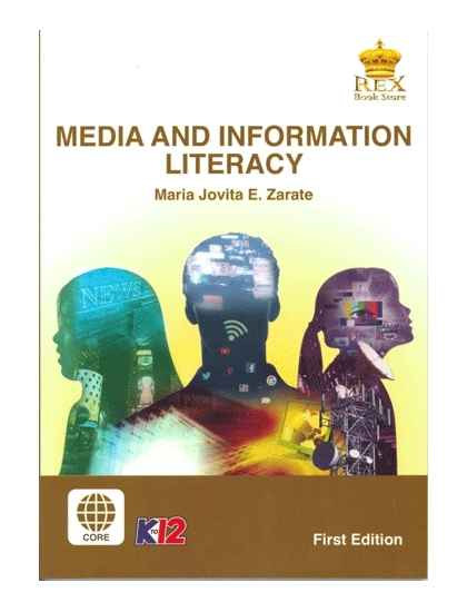 Media and Information Literacy [ e-Book : PDF ]