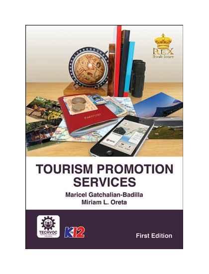 tourism promotion services senior high school rex book store