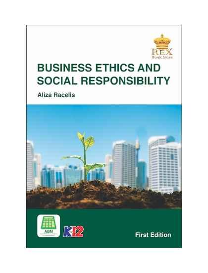 business ethics  social responsibility senior high school rex book store