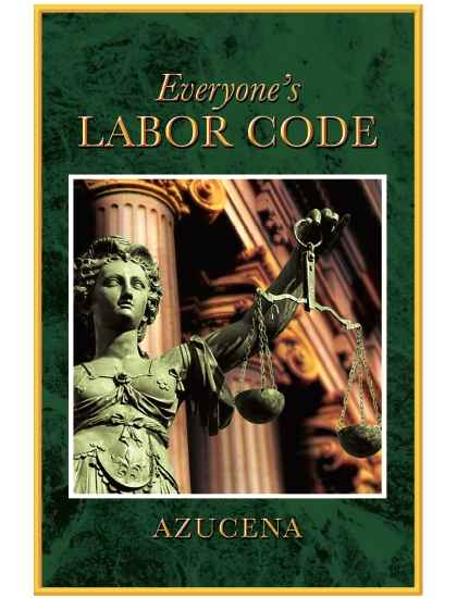 Everyone's Labor Code [Cloth Bound]
