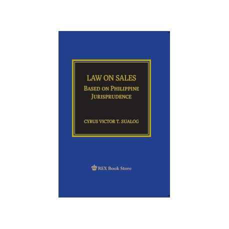LAW ON SALES (PAPER BOUND)