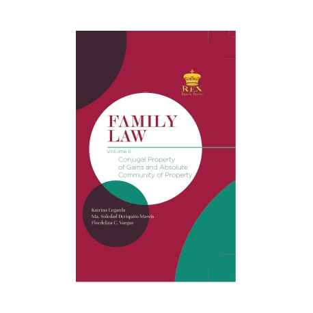 FAMILY LAW VOLUME II (CLOTHBOUND)