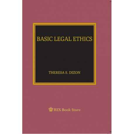 BASIC LEGAL ETHICS (PAPER BOUND)