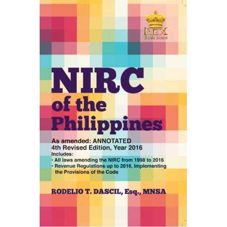 NIRC of the Phils (PAPERBOUND)