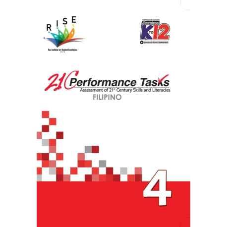 21C Performance Tasks Filipino 4