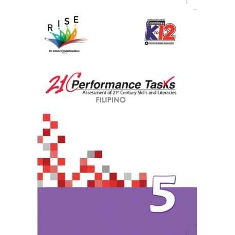 21C Performance Tasks Filipino 5