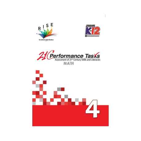 21C Performance Tasks Math 4